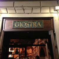 Photo taken at La Giostra Firenze by Chris F. on 5/26/2013