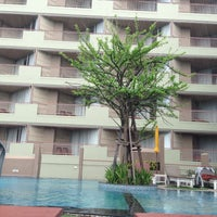 Photo taken at Long Beach Cha-am Hotel by Sasithorn C. on 7/26/2017