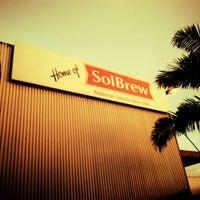 Photo taken at Solomon Breweries Ltd. by Kawee M. on 7/4/2013