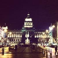 1/7/2013 tarihinde victoria t.ziyaretçi tarafından Národní muzeum'de çekilen fotoğraf