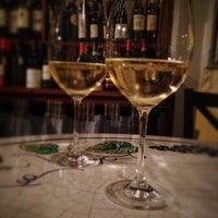 Photo taken at Al Vino! Al Vino! by victoria t. on 9/21/2014