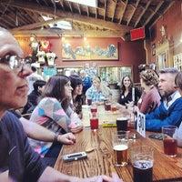 Photo taken at Lucky Labrador Brew Pub by Michael M. on 6/21/2013