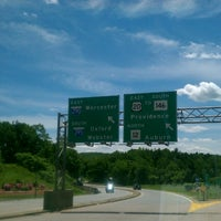 Photo taken at I-290 by Antione L. on 6/5/2013