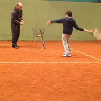 Photo taken at Gümüş Raket by Erhan Y. on 2/24/2013