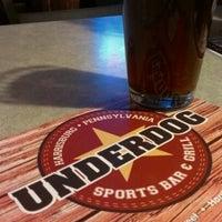 Photo taken at Underdog's by Ben T. on 11/30/2012