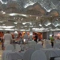 Photo taken at The Golden Kinnaree Buffet Restaurant by Denis G. on 2/9/2013