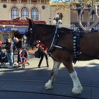 Photo taken at Horse-Drawn Streetcars by Devlin S. on 1/1/2016