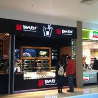 Photo taken at YamKee by Marina on 12/21/2012