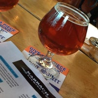 Photo taken at Flying Saucer Draught Emporium by Steph R. on 7/10/2013