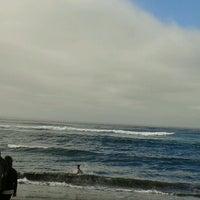 Photo taken at Playa San Antonio by Francisco E. on 12/30/2012