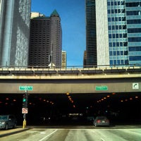 Photo taken at Lower Wacker Drive by Gustavo D. on 3/8/2013