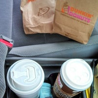 Photo taken at Dunkin' Donuts by Gustavo D. on 12/17/2012