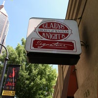 Photo taken at Gladys Knight's Signature Chicken & Waffles by Jason C. on 5/24/2013