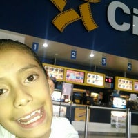 Photo taken at Cinépolis by Familia R. on 11/6/2015