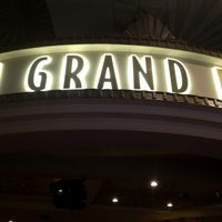 Photo taken at MGM Grand Lion Statue by Kathy T. on 2/11/2013