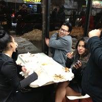 Photo taken at John's Fried Chicken by Ricardo R. on 2/10/2013