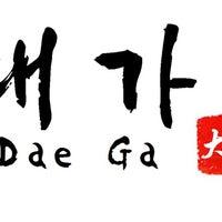 Photo taken at Dae Ga 대가! by Melissa P. on 5/30/2013