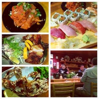 Photo taken at Toyoda Sushi by Degan W. on 8/30/2014