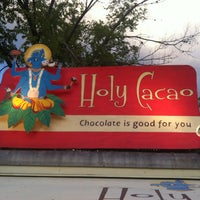 Photo taken at Holy Cacao by Nicolas W. on 7/6/2013