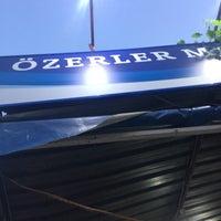 Photo taken at özerler market by Turgay B. on 8/30/2017