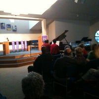 Photo taken at Friendship Church by Jackie T. on 12/9/2012