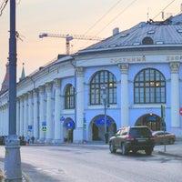 Снимок сделан в Гостиный двор пользователем Devochkasevera 4/18/2013