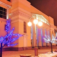 Photo taken at Городской дворец культуры by Devochkasevera on 3/2/2013