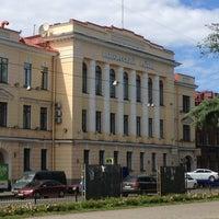 Photo taken at Администрация Выборгского района by Devochkasevera on 7/16/2013