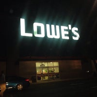 Photo taken at Lowe's Home Improvement by Will W. on 12/5/2017