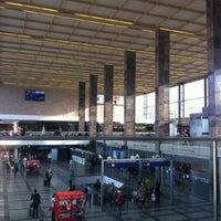 Photo taken at Vienna West Station by Stanislava K. on 4/18/2013