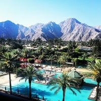Photo taken at Renaissance Indian Wells Resort & Spa by Jameelah W. on 4/22/2013