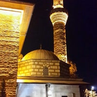 Photo taken at Hacı Bayram-ı Veli Camii by Aishe Ö. on 10/26/2013