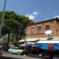 Photo taken at Zeytinli Merkez Cami by Halil S. on 8/22/2014