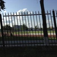 Снимок сделан в Стадион «Торпедо» пользователем Den K. 7/10/2013