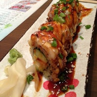 Photo taken at New Generation Sushi by Tamira M. on 4/20/2013