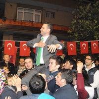 Photo taken at Yenidoğan Semt Pazarı by Samet Ş. on 11/9/2015