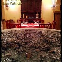 Photo taken at Casa Patricio by Pedro P. on 2/9/2014