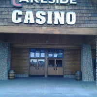 Photo taken at Terrible's Lakeside Casino and RV Resort by Charlene B. on 12/25/2012