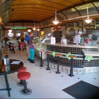 Photo taken at The Ice Cream Bar Soda Fountain by M C. on 12/9/2012