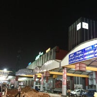 Photo taken at Bangalore City Junction Railway Station by viKas r. on 2/22/2013