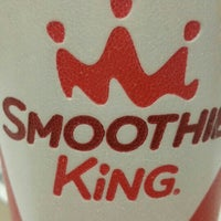 Photo taken at Smoothie King by DJ Dream A. on 1/28/2016
