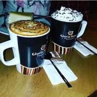 11/7/2016 tarihinde Ggghg G.ziyaretçi tarafından Gloria Jean's Coffees'de çekilen fotoğraf