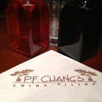 Photo taken at P.F. Chang's by Ballz on 12/14/2012