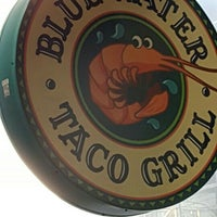 Photo taken at Blue Water Taco Grill by Mike K. on 3/5/2016