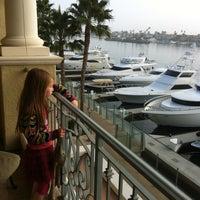 Photo taken at Balboa Bay Resort by La Jolla Mom on 12/7/2012