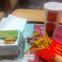 Photo taken at McDonald's by Jason B. on 11/13/2012