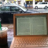 Photo taken at Starbucks by Jackie K. on 1/25/2013