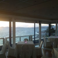 Photo taken at Poseidon Hotel by Docktor T. on 3/12/2013