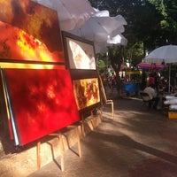Photo taken at Jardín Del Arte by mike r. on 12/30/2012