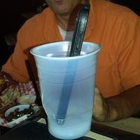 Photo taken at Moe's Original BBQ by Greg R. on 8/30/2014